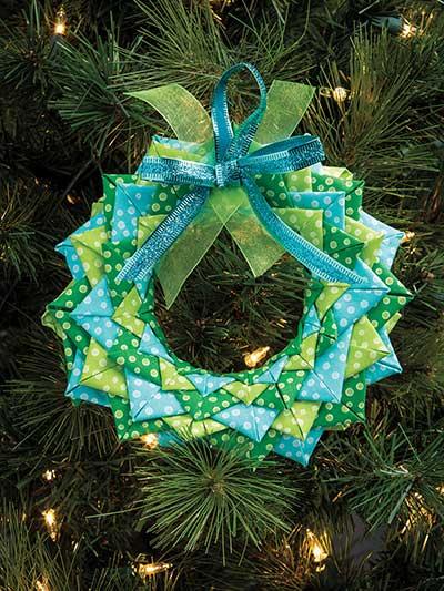 Starry Night No Sew Ornament Pattern Kbk 101