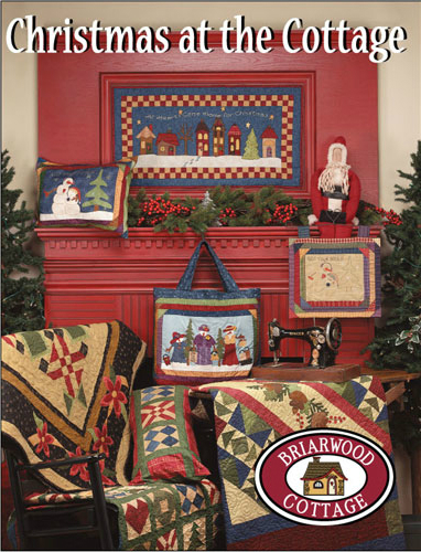 Christmas at the Cottage by Williams & Randall
