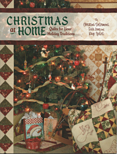 Christmas at Home by DeArmond, Lang, and Spitzli