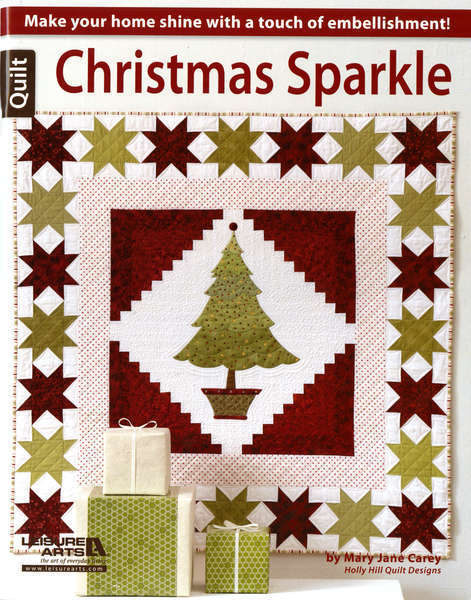 Christmas Sparkle by Mary Jane Carey