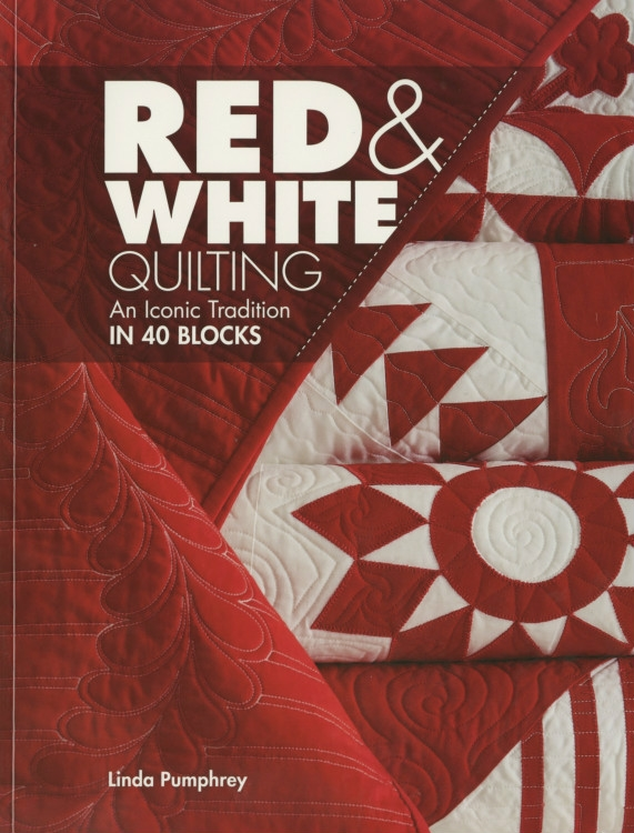 Red & White Quilting R2718FW