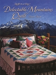 Delectable Mountains Quilt Pattern Book