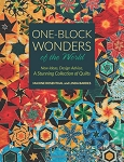 One-Block Wonders of the World: New Ideas, Design Advice, A Stunning Collection of Quilts Pattern Book