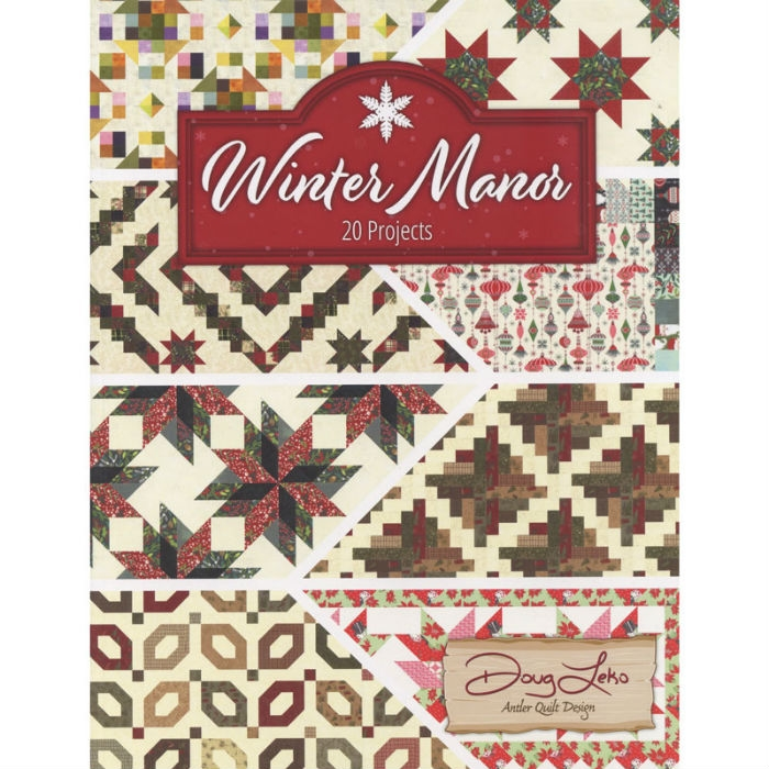 Winter Manor Pattern Book AQD0413
