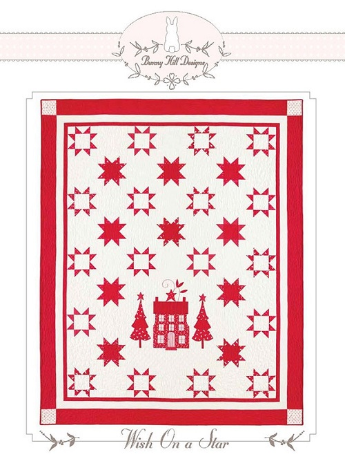 Wish On a Star Pattern - Bunny Hill Designs