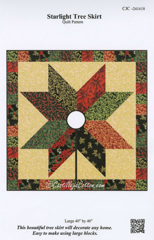 Starlight Tree Skirt CJC241618