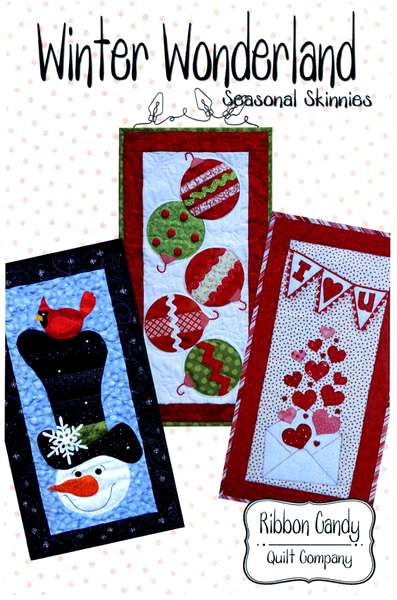 Winter Wonderland Skinnies Pattern RCQ556