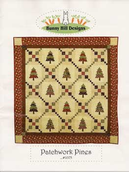 Patchwork Pines Pattern