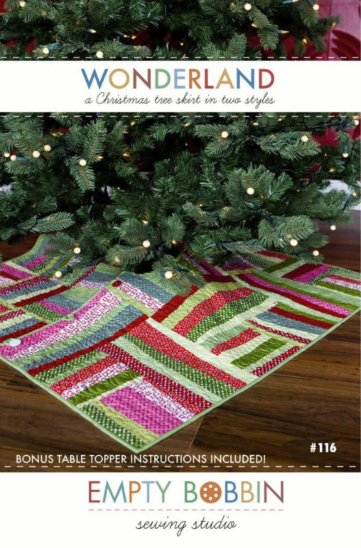 Wonderland Tree Skirt EBS116