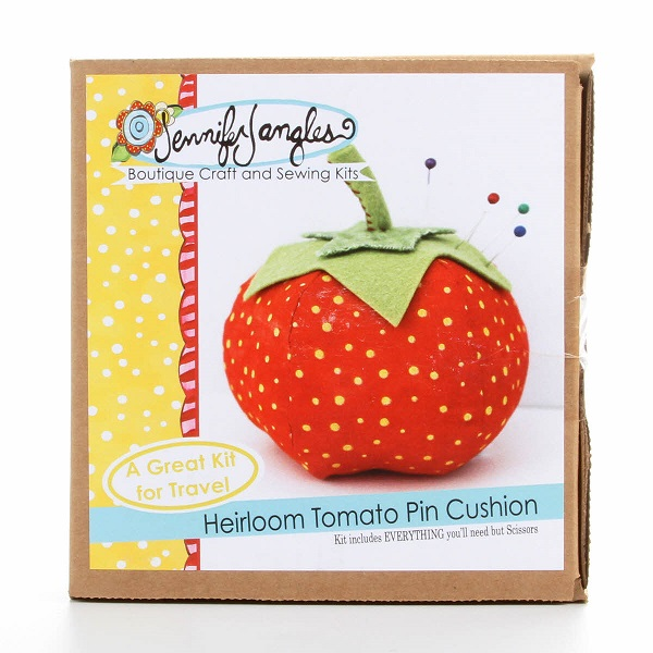 Heirloom Tomato Pin Cushion Pattern Kit