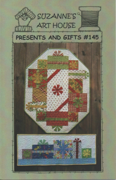 Presents and Gifts SAH145 by Suzanne Wenzlick