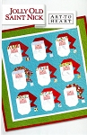 Jolly Old St Nick Pattern ATH164