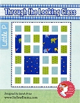 Through the Looking Glass Quilt Pattern ISE506