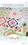 Vintage Charm Quilt Pattern QLD181