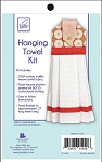Quilt As You Go Hanging Towel Kit JT-1449