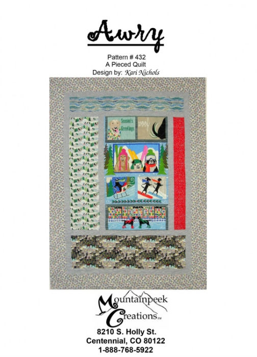 Awry MPC432 Pattern by Kari Nichols
