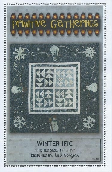 Primitive Gatherings Winter-ific Pattern PRI-495
