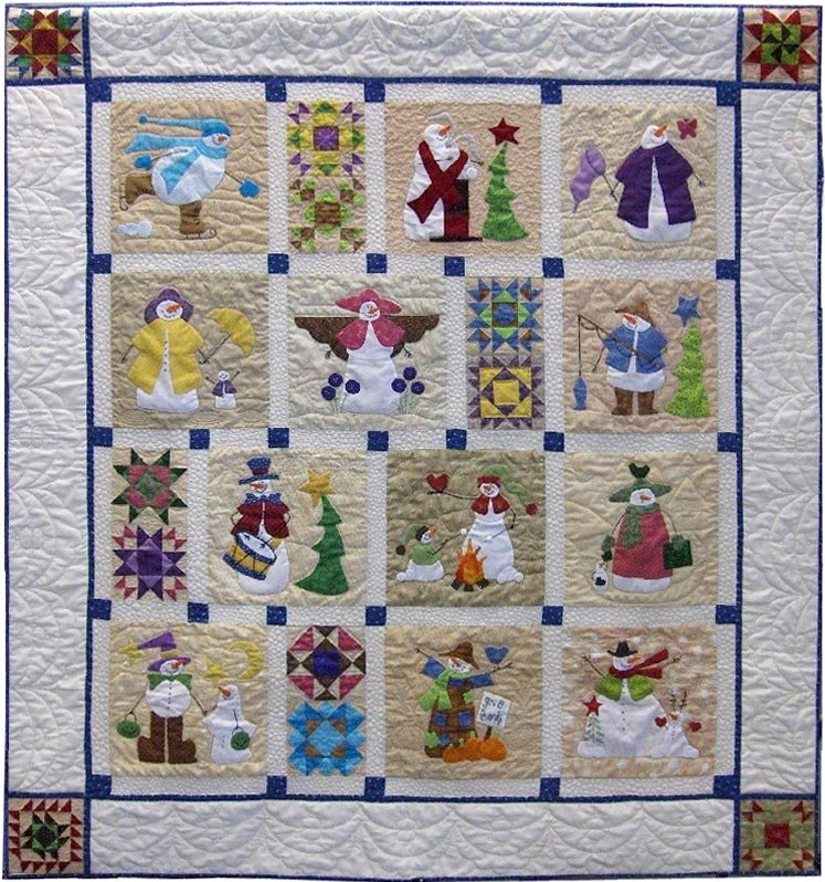 The Shivery Snowman Complete Set by Sue Garman