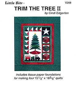 Trim the Tree II Pattern by Cindi Edgerton
