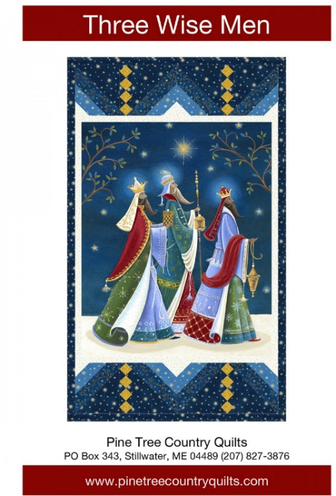 Three Wise Men Pattern PT1647