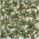 Springs Creative Packed Pine Needles 66688-A620715