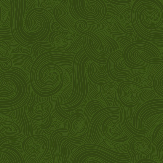Studio E Just Color Swirl 1351-Emerald