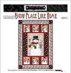 Studio E Snow Place Like Home Free Pattern
