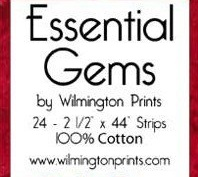 Wilmington Prints Essentials Gems Strips
