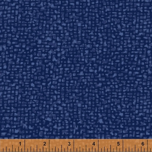 Windham Fabrics Bedrock 50087-11 Royal
