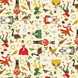 Andover Twelve Days of Christmas TP-2100-Q