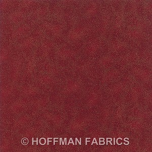 Hoffman Brilliant Blenders Scarlet/Gold G8555-78G