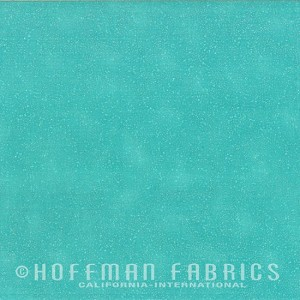 Hoffman Brilliant Blenders Turquoise/Silver G8555-61S
