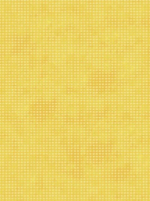 In the Beginning Fabrics Dit-Dot Goldenrod 8AH6