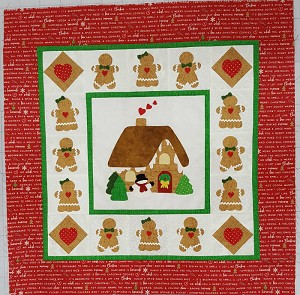 A Gingerbread Christmas Kit BWDC15-K19
