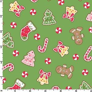 Maywood Studios We Whisk You A Merry Christmas Christmas Cookies Mas9671 G