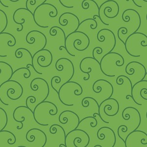Maywood Studios Kimberbell Basics Green Scroll MAS8243-GG