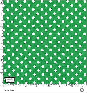 Michael Miller Dumb Dot Clover CX2490-CLVR-D