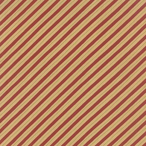 Moda Delightful December diagonal stripe 17878-11 Berry Eggnog