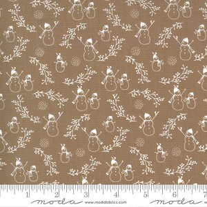 Moda Crystal Lane Nutmeg 2982 20