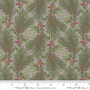 Moda Naughty Or Nice Pine Bough Stone 30631-15