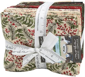 Moda Winter Manor Fat Quarter 6770AB