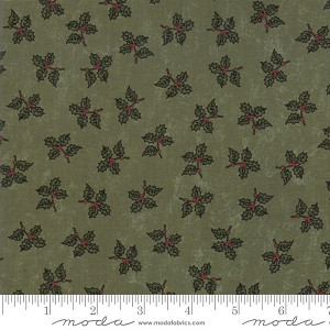 Moda Sweet Holly 9631-15 Green