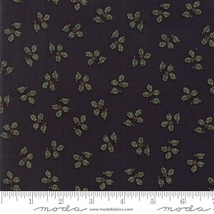 Moda Sweet Holly 9631-19 Black