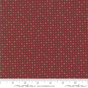 Moda Sweet Holly 9637-13 Red