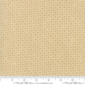 Moda Sweet Holly 9637-21 Tonal Tan