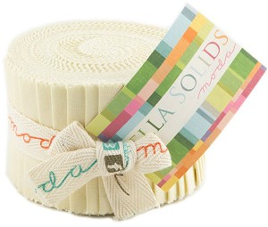 Moda Bella Solids Junior Jelly Roll 9900JJR-67