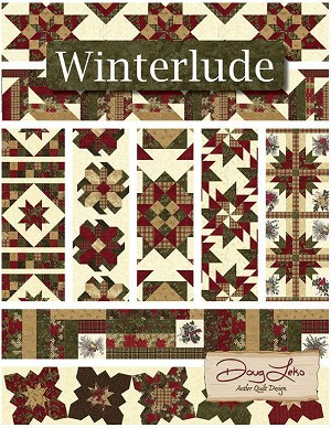Winterlude Pattern Book AQD0408