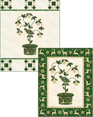 Partridge In A Pear Tree Pattern PTN1432-10