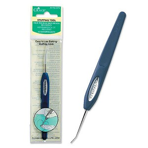 Stuffing Tool by Clover Needlecraft Inc CL879
