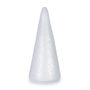 "Darice Durafoam Craft Foam 4"" Cone"